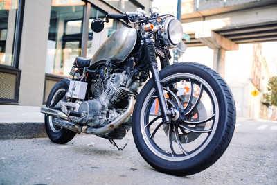 Motorrad Classicreifen