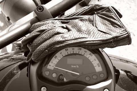 Wasserdichte Motorradhandschuhe